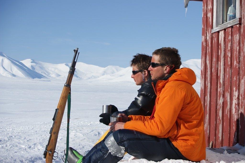 Michał Jasieński | Spitsbergen – pierwsze starcie